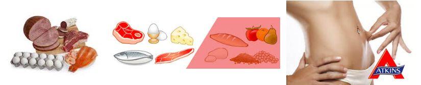 adelgazar con la dieta atkins