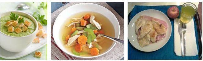 dieta blanda para la diarrea