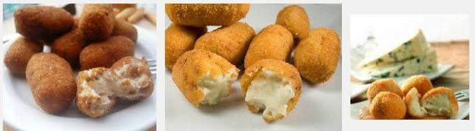 croquetas de queso cabrales